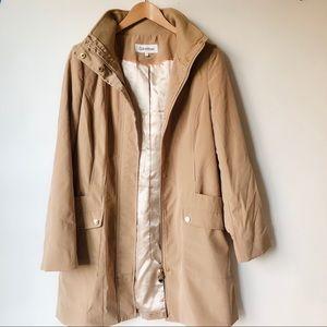 Windbreaker Jacket with Hood